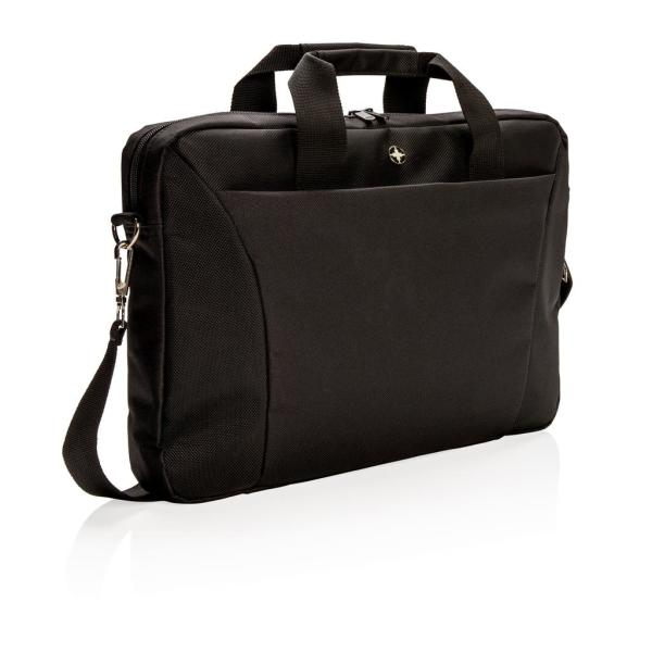 "Swiss Peak 15.4"" laptop tas PVC-vrij"